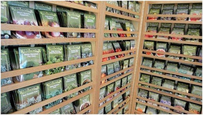 Как выбрать семена выживания: как хранить сад выживания