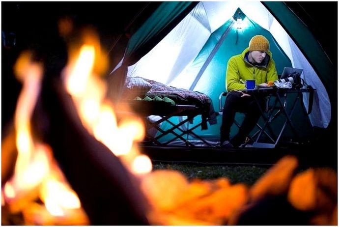 Советы для кемпинга в холодном климате: полное руководство для зимнего туриста