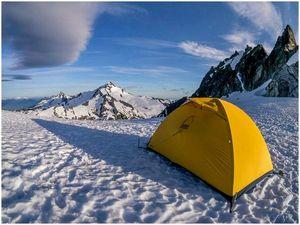 Палатки для холодной погоды: советы по выбору лучшей палатки для вас
