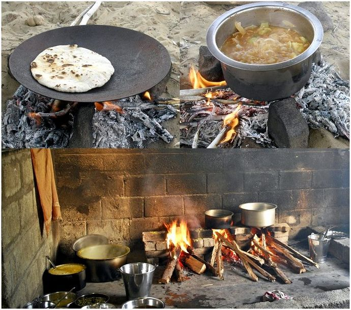 Легкое питание для костра: что готовить на улице