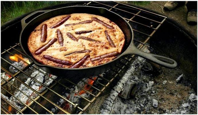 Легкие походные блюда: простые, питательные и вкусные рецепты