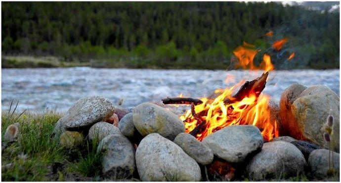 Советы по пожарной безопасности: практическое руководство Camper по пожарной безопасности на открытом воздухе