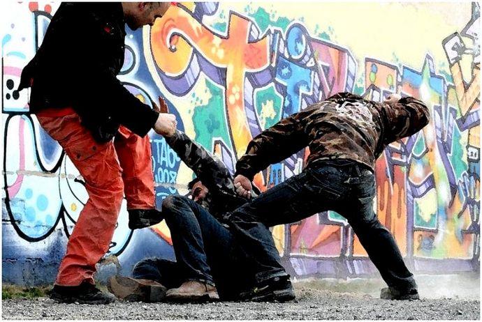 Как бороться на улице: оставаться в безопасности