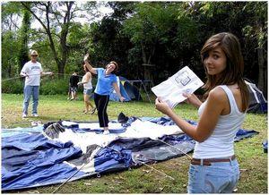 Советы для кемпинга в палатках: хорошо провести время во время кемпинга
