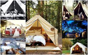 Палатки для кемпинга: детальный взгляд на то, как выбрать лучшую палатку