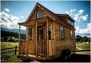 Движение крошечного дома: новая эра жилья