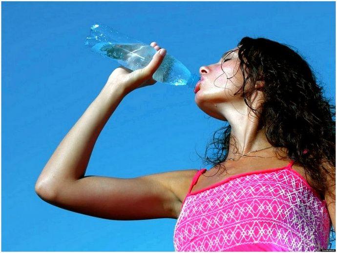 Отравление водой: как обнаружить гипонатриемию + список методов лечения