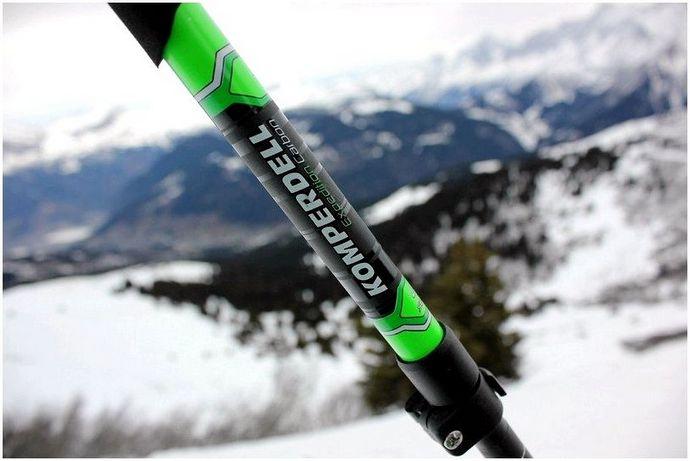Лучшие палки для пеших прогулок, скалолазания, альпинизма и походов
