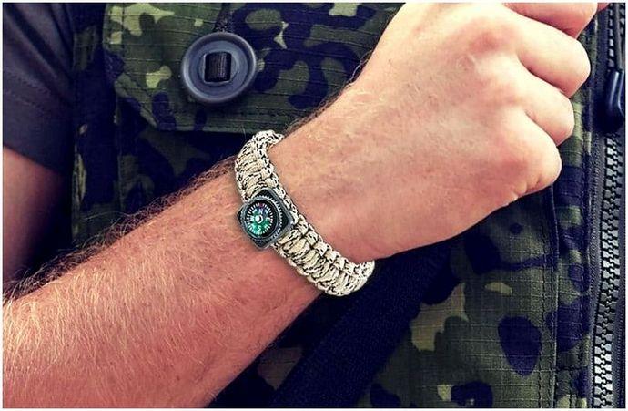 Лучший браслет Paracord: тот дополнительный элемент безопасности, который висит на вашем запястье