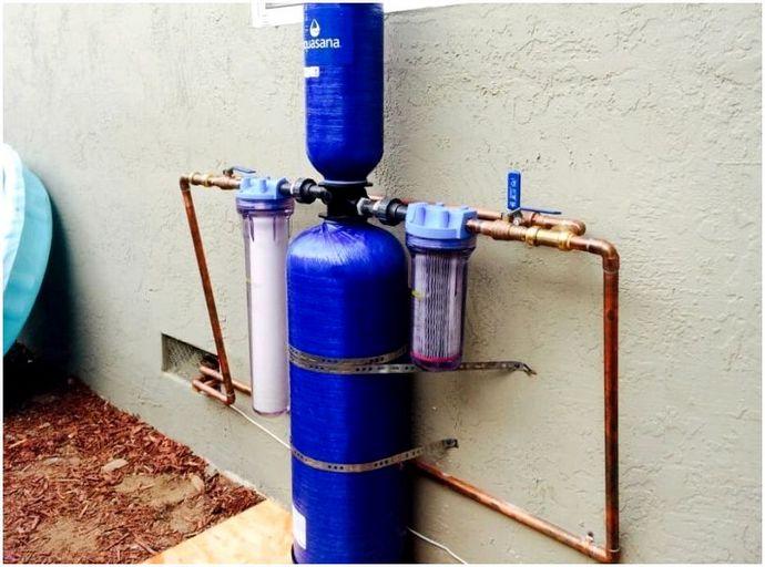 Лучшая система фильтрации воды: выберите систему для всего дома
