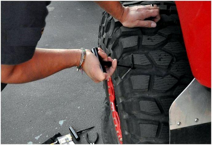 Как починить спущенное колесо: ценные навыки для плохих дней
