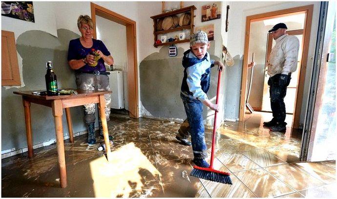 Как подготовиться к наводнению: все о готовности к наводнению