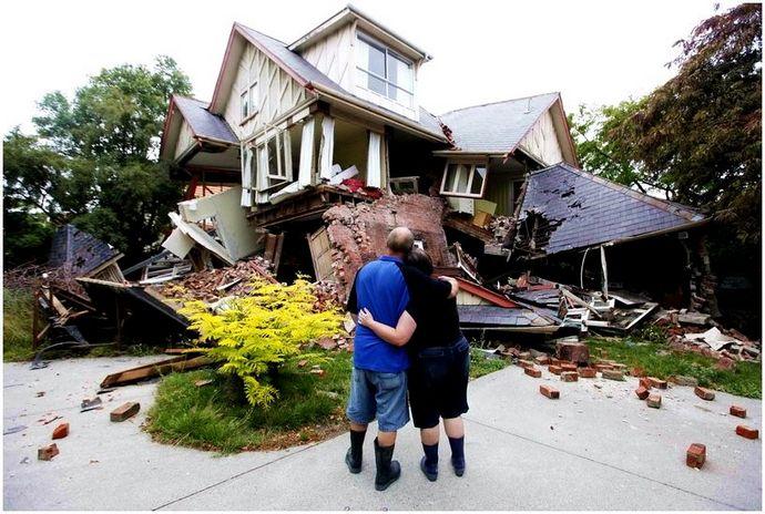 Как подготовиться к землетрясению: эксперты, которые готовят контрольный список, чтобы следовать