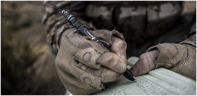 Как пользоваться тактической ручкой: советы, приемы и факты