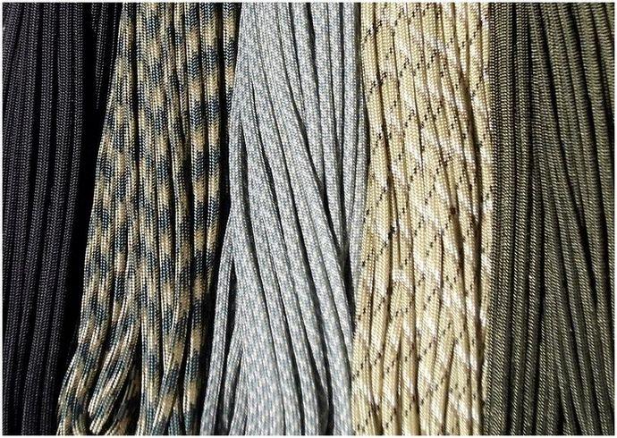 Паракордное Плетение: Инструкции DIY + Основные Проекты Paracord