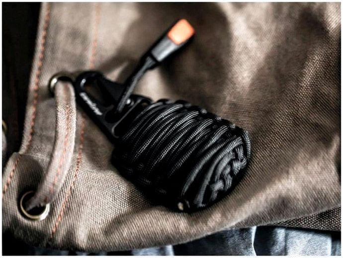 Паракордовая граната: инструмент для выживания