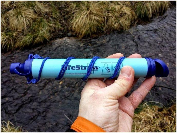 Лучший на рынке соломенный фильтр для выживания: ваши варианты качественной системы фильтрации воды