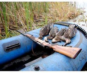 Начало охотничьего сезона в Челябинской области