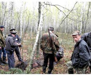 В Нижегородской области охотник, добивая кабана, убил товарища
