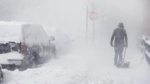 Опасности зимней погоды и подготовка к ней
