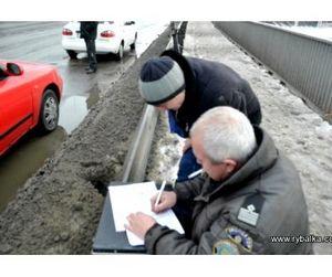 Рыбаки оккупировали ДнепроГЭС