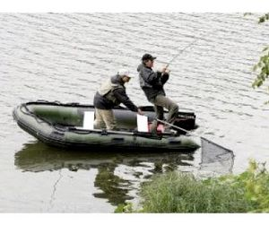 Волгоградские рыбаки соревновались в ловле спиннингом с лодки