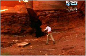 Естественные укрытия Пещеры