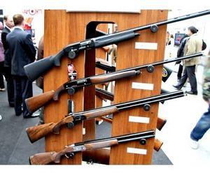 Лучшие образцы охотничьих ружей в музее оружия в Туле