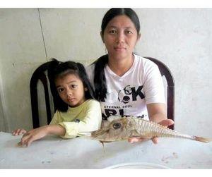 Рыбалка в Южно-Китайском море закончилась Даром божьим