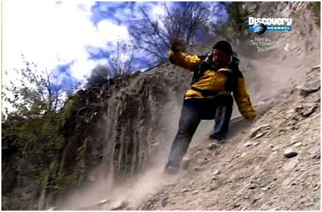 Техники передвижения в горах