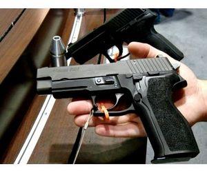 В Волгограде из магазина украли 5 пневматических пистолетов
