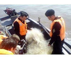 На Амуре запрещена рыбная ловля