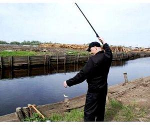 Рыбалка как поощрение и стимул