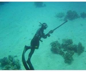 Этап Кубка России по подводной охоте прошел в Приморье