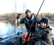 Прокуратура проверит законность охоты Николая Валуева