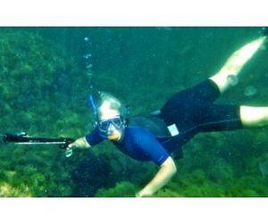 В Украине хотят запретить подводную охоту