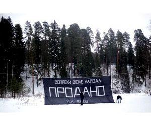 Лес распродается в частные руки