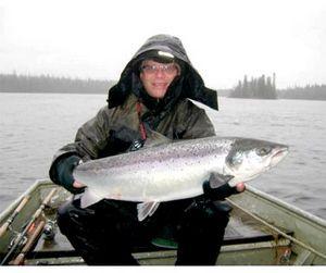 Королевская рыбалка в Мурманске