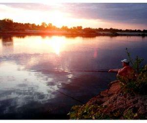 Рыбные места Волгоградской области
