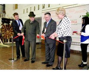 В Воронеже прошла 9-я  выставка «Охота. Рыбалка»