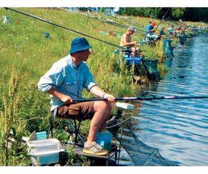 Астраханский всероссийский фестиваль рыбаков-любителей