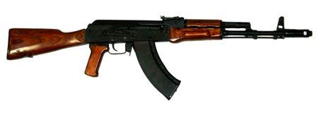 Оружие. Где добыть оружие
