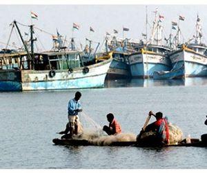 В Бенгальском заливе пропали 640 рыбаков