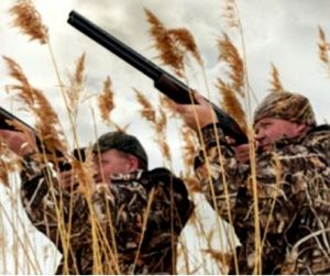 Калуга открывает охоту на болотно-луговую и водоплавающую дичь