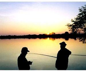 Соревнования по ловле рыбы спиннингом на Можайском водохранилище