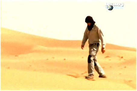 Передвижение по пустыне