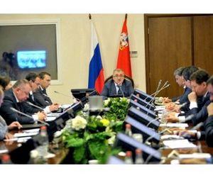 Московская область: итоги за 2012 год