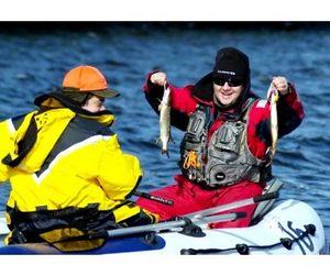 Рыболовные соревнования в стране