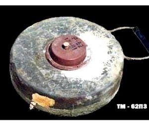 В Кузбассе ловят противотанковые мины