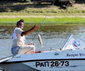 Летний этап «Народной рыбалки» пройдет в Ростове-на-Дону